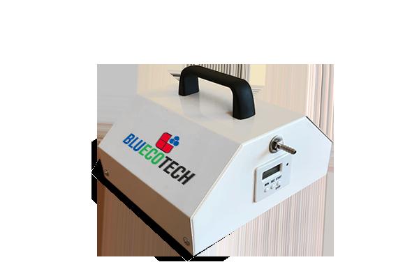 Generatore di ozono portatile