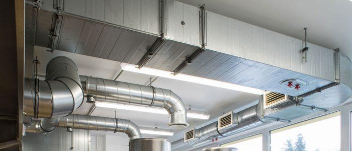 Sanificazione canali di ventilazione