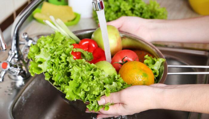 Ozono sanificazione alimenti