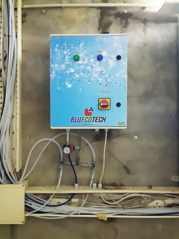 Sanificazione aria allevamenti