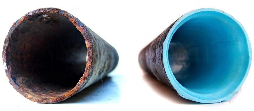 Sanificazione tubazioni